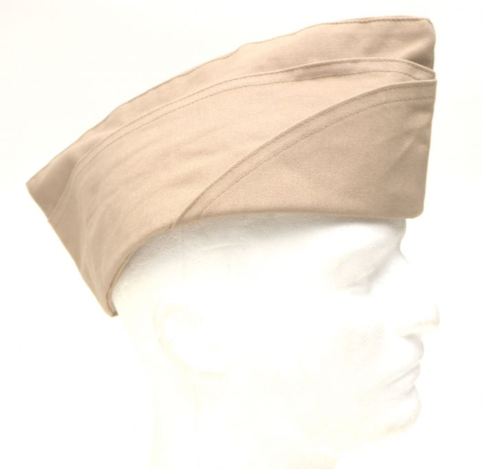 86a1da3a495 Reproduction M1950 Khaki Garrison Cap