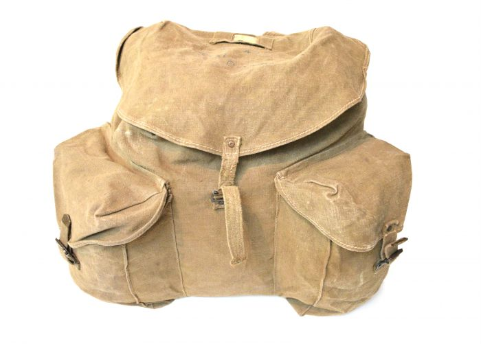 0053bc85a2 Vintage Italian Backpack
