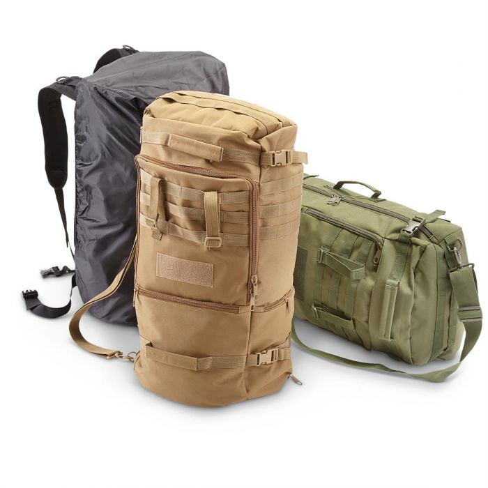 Cactus Jack Discreet Tactical Bag