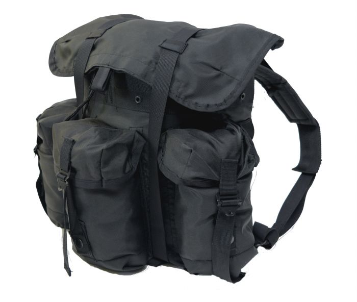 cc416a9a5f Military Style Small ALICE Pack Black Army Navy Sales