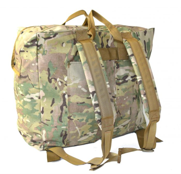37675ce017 Multicam Kit Bag With Shoulder Straps Made in USA Army Navy Sales