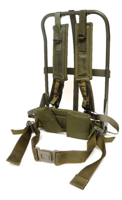 GI Complete ALICE Pack Frame with Quick Release Buckle Army Navy Sales