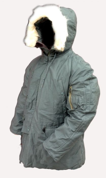G.I. N3B Extreme Cold Weather Parka | Army Navy Sales Army Navy Sales