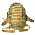 USMC MOLLE Assault Pack MARPAT Gen II (Missing Parts)