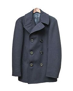 New Genuine GI Navy Peacoat