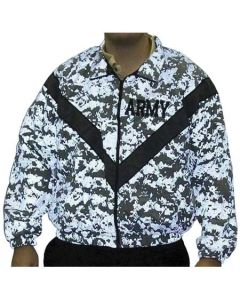 US Army IPFU Reveal Reflective PT Jacket