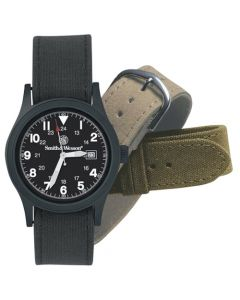 Smith & Wesson 3 Band Watch