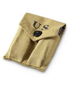 Reproduction M-1923 .45 CAL Double Mag Pouch
