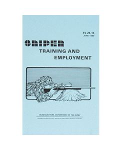 Sniper Training and Employment/TC 23-14 Manual