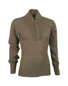 GI Acrylic 5 Button Sweater
