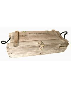 Wooden Ammo Box for Cannon Explosive Projectiles