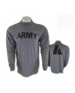 U.S. Army Physical Training Shirt (Long Sleeve)