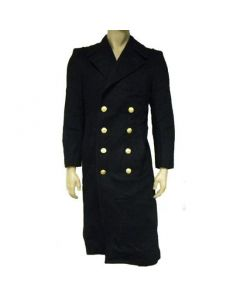 Navy Style Bridge Coat
