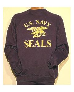 Navy Seals Imprinted Sweatshirt