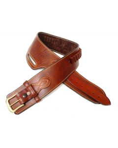 "Montezuma® ""Hollywood"" Drop Loop Western Belt Model 28L"