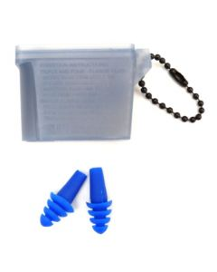 Navy Issue Ear Plugs With Case