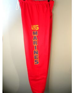 USMC Imprinted Sweatpants