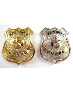 Security Guard Badge - Large