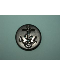 GI US Navy Pea Coat Button
