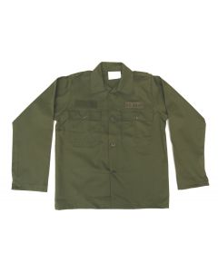 Kids 2 Pocket Fatigue Shirt