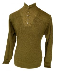 U.S. Spec 5 Button Sweater