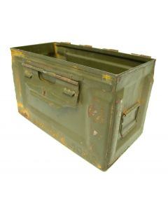 WWII .50 Cal Ammo Can (No Lid)