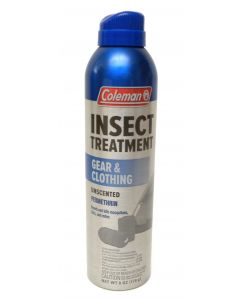 Coleman® Gear and Clothing Insect Treatment