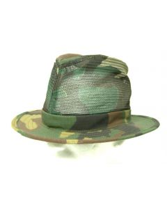 Mesh Boonie Style Top Hat