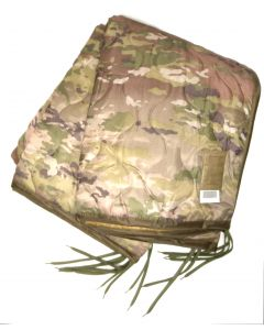 OCP Scorpion Poncho Liner With Zipper