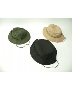 Solid Color Boonie Hats