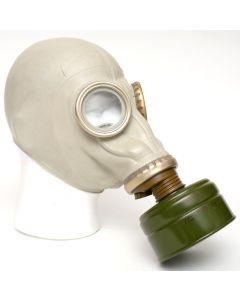 Russian Gas Mask & Filter