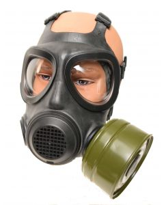 A4 Forsheda Gas Mask Respirator with Filter