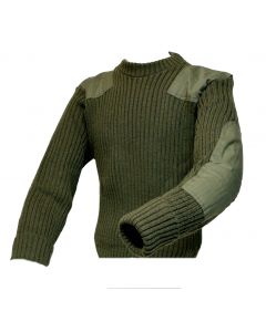 Crew Neck Commando Sweater Pil-Trol US Made