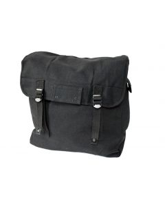 US Spec Black Musette Bag