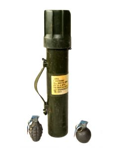 81mm Mortar Tube M889