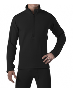 ECWCS Black Gen III Level II Thermal Underwear Top