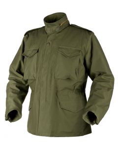 US Made Alpha M65 Field Jacket OD