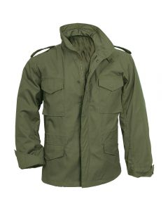 GI American Apparel M65 Field Jacket OD