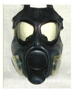 GI M17 Gas Mask