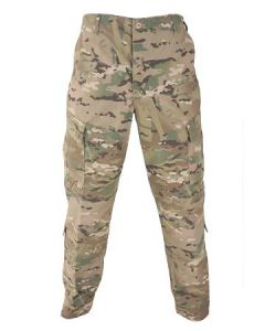 Multicam Army Combat Uniform Pants
