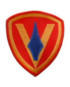 PATCH-USMC,05TH DIV