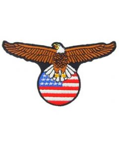 PATCH-USA,EAGLE,GLOBE