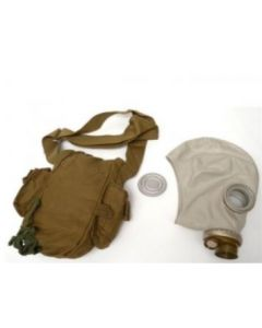 Adult Russian Gas Mask Without Filter