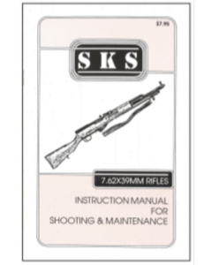 SKS Instruction Shooting and Maintenance Manual