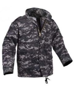 M-65 Field Jacket (Subdued Urban Digital)