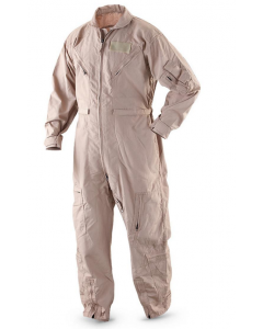 GI Irregular Tan Aramid Flight Suit