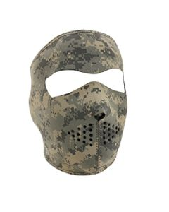 Army Digital ACU Camo Neoprene Face Mask