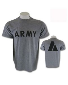 GI Short Sleeve Army PT Physical Training Shirt