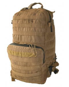 USMC-Issue FILBE Assault Pack Tan