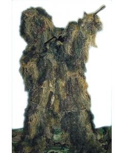 4 Piece Ghillie Suit